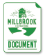 Millbrook Document Icon
